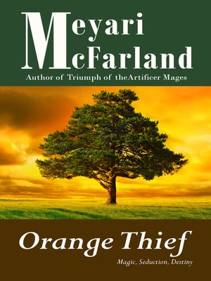 cover image of Orange Thief